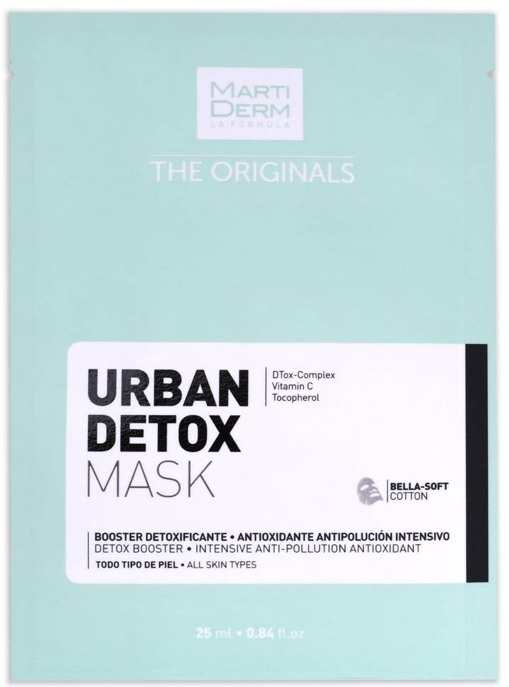 MARTIDERM Urban Detox Mask