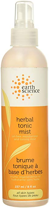 Earth Science Herbal Tonic Mist