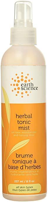 Earth Science Herbal Tonic Mist