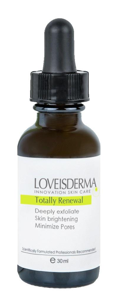 LOVEISDERMA Totally Renewal Serum