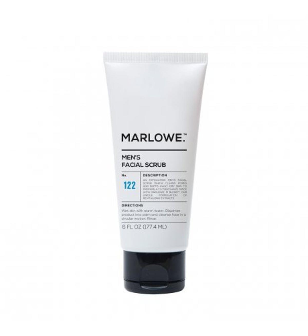 Marlowe Facial Scrub