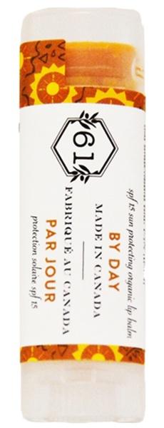 Crate 61 Organics By Day Lip Balm (Spf 15)