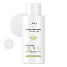 Dr. G Green Mild Up Sun Lotion Spf 50+, Pa++++