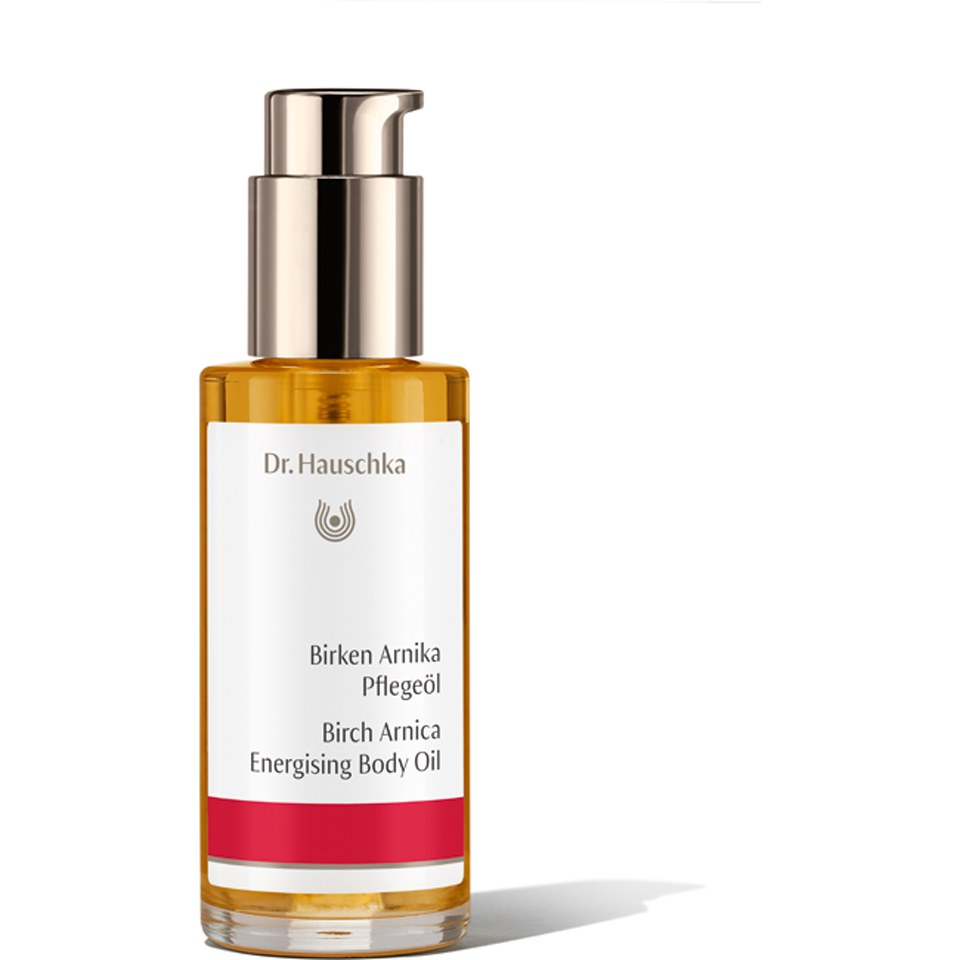 Dr Hauschka Birch Arnica Energising Body Oil