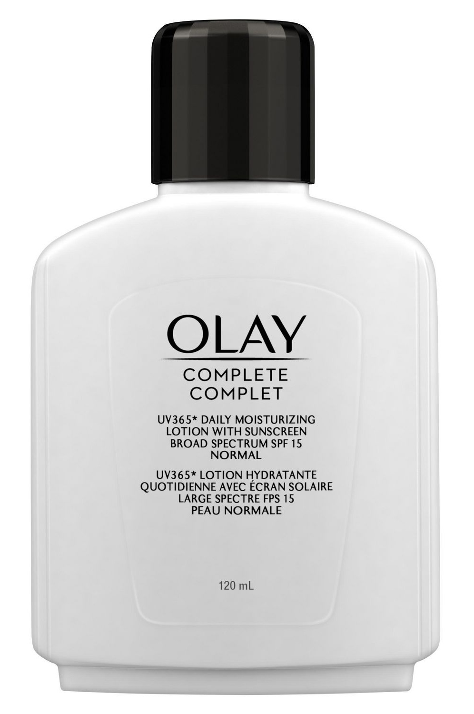 Olay Daily Moisturizing Lotion With Sunscreen Spf 15