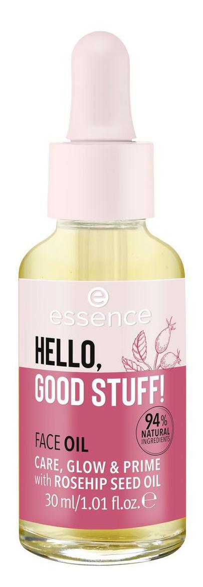 Essence Hello, Good Stuff! Face Oil
