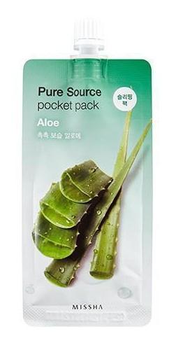 Missha Pure Source Pocket Pack - Aloe