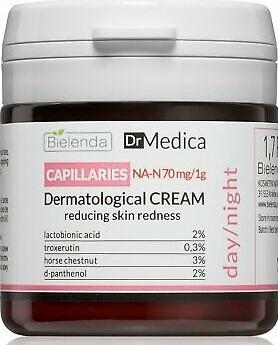 Bielenda Dr Medica | Capillaries | Dermatological Cream Reducing Skin Redness