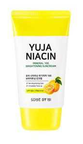 Some By Mi Yuja Niacin Mineral 100 Brightening Suncream #Regular