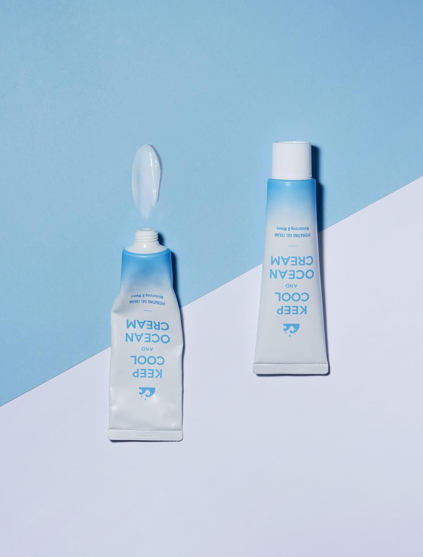 KEEP COOL Ocean Hydrating Gel Cream