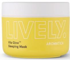 Aromatica Lively Vita Glow™ Sleeping Mask