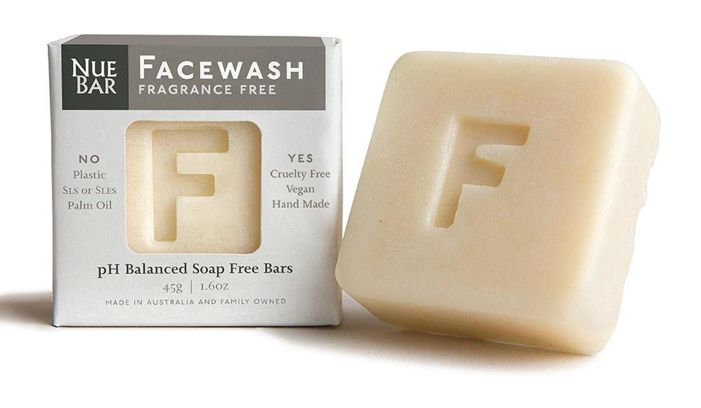 NueBar Face Wash Fragrance Free