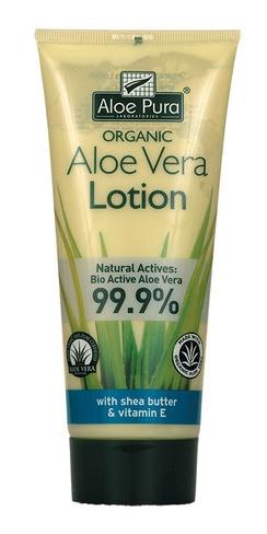 Aloe Pura Organic Aloe Vera Lotion Aloe Vera Lotion
