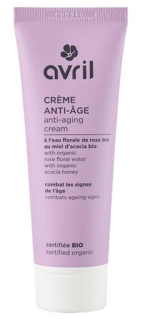 Avril Anti-aging Cream – Certified Organic