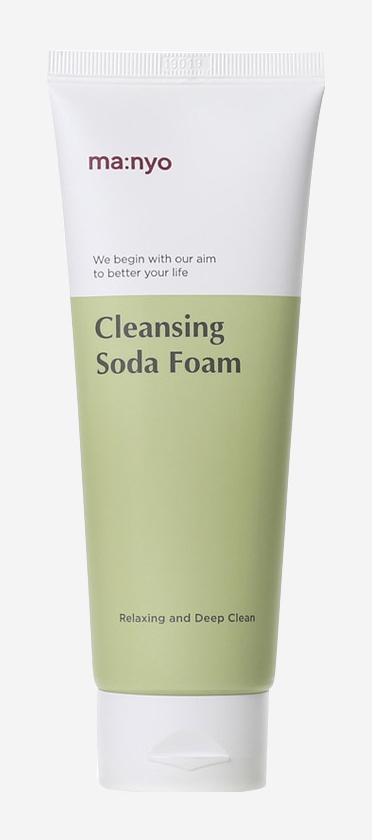 Manyo Factory Cleansing Soda Foam