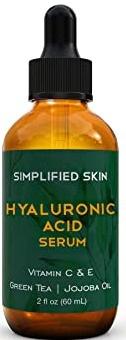 Simplified Skin Hyaluronic Acid Serum