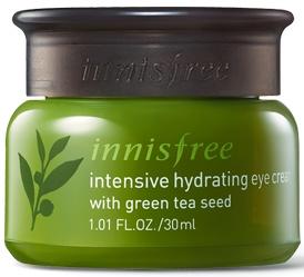 innisfree Intensive Hydrating Eye Cream With Green Tea Seed