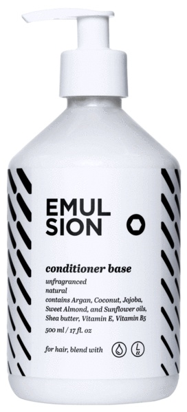 Emulsion Hair Conditioner Base