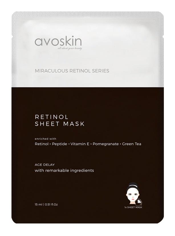 Avoskin Retinol Sheet Mask