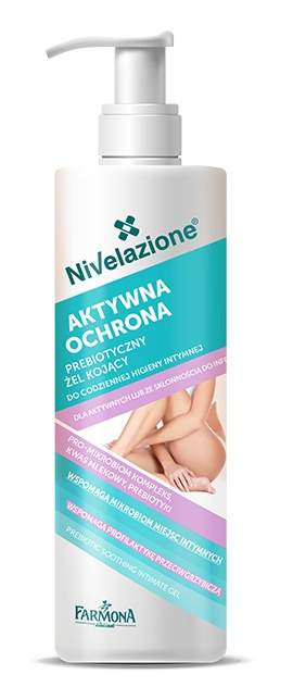 Farmona Nivelazione Active Protection Prebiotic Soothing Intimate Gel