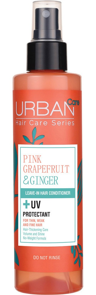 urban care Pink Grapefruit & Ginger Thickening Hair Conditioner