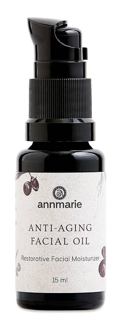 Annmarie SkinCare Organic Anti-Aging Facial Oil