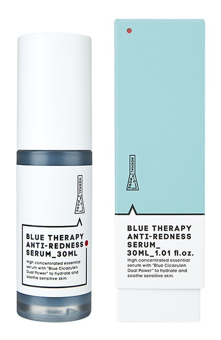 Normal NoMore Blue Therapy Anti-Redness Serum