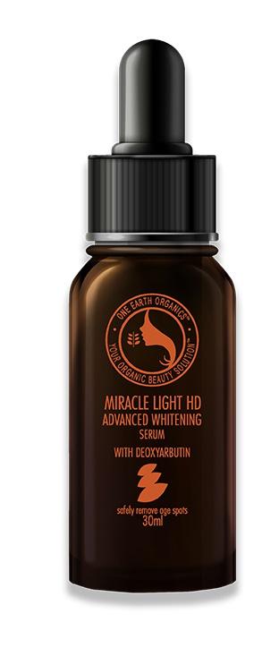 One Earth Organics Miracle Light Hd Advanced Whitening Serum
