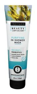 Freeman Purifying In-Shower Mask With Sea Kelp & Probiotics