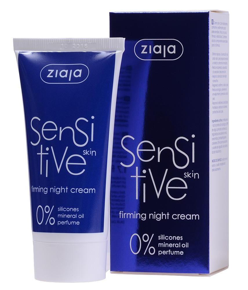 Ziaja Sensitive Skin Firming Night Cream