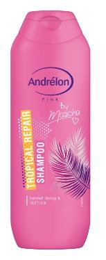 Andrélon Pink by Mascha Tropical Repair Shampoo