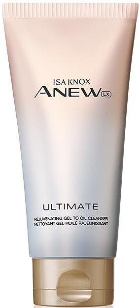 Avon Isa Knox Anew Lx Ultimate Rejuvenating Gel To Oil Cleanser