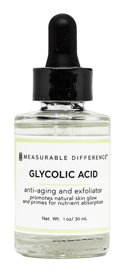 Measurable Difference Glycolic Acid Anti-Aging + Exfoliator Serum