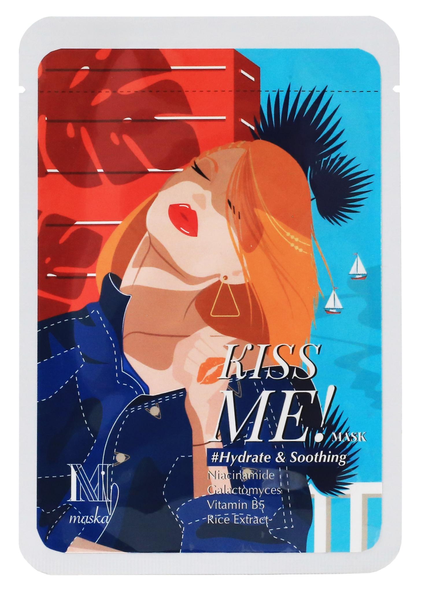 Maska Kiss Me! Sheet Mask