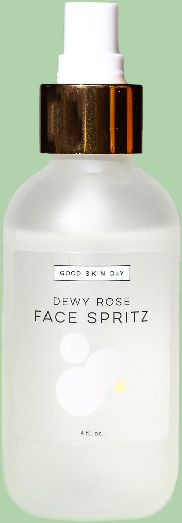 Good Skin Day Dewy Rose Face Spritz