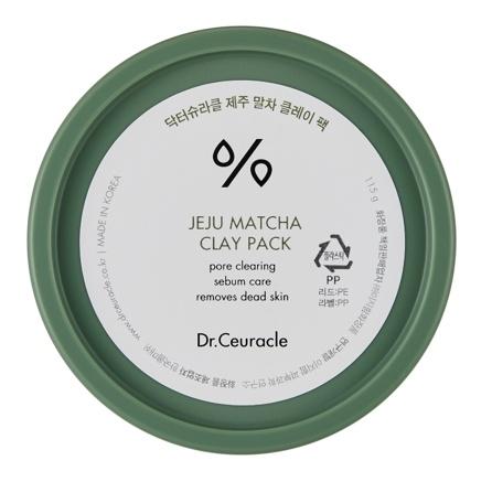 Dr. Ceuracle Jeju Matcha Clay Pack