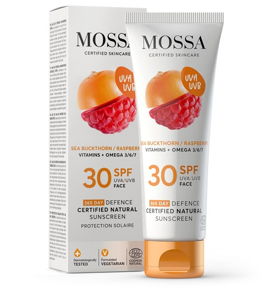 Mossa 365 Days Defence Spf 30