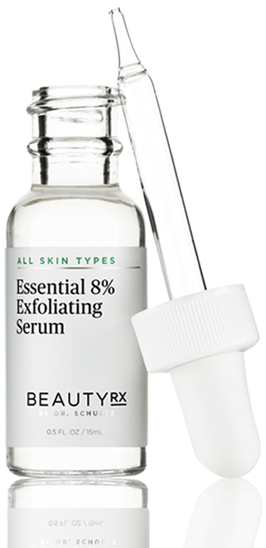 BeautyRX Essential 8% Exfoliating Serum