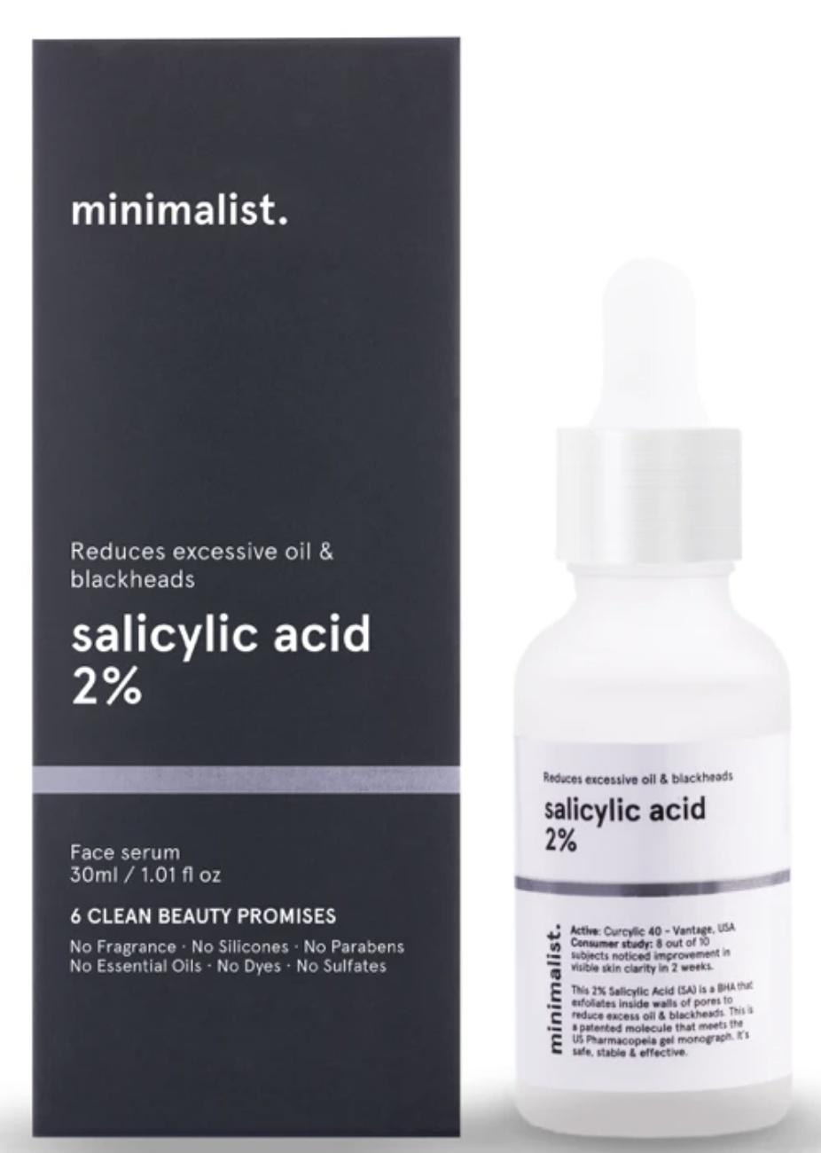 Be Minimalist Salicylic acid 2%
