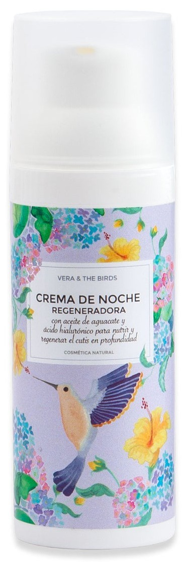 Vera & The Birds Regenerating Night Cream