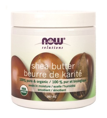 NOW Solutions Organic Shea Butter