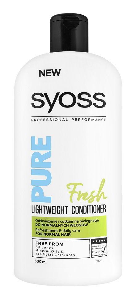 Syoss Pure Fresh Conditioner