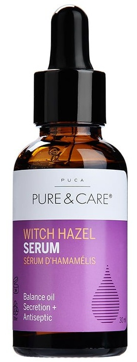 Puca Pure & Care Witch Hazel Serum