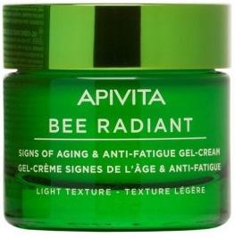 Apivita Bee Radiant Signs Of Aging & Anti-Fatigue Gel-Cream