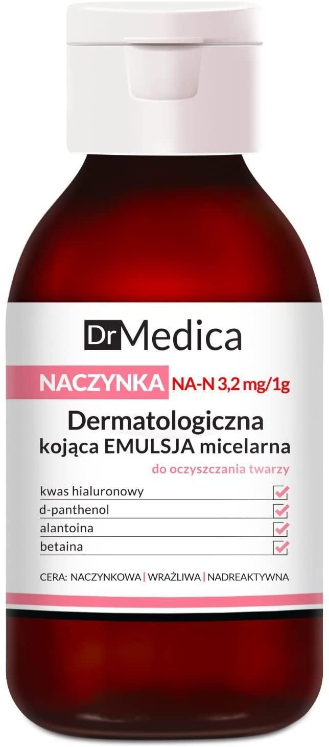 Bielenda Dr. Medica Capillaries Dermatological Soothing Micellar Emulsion