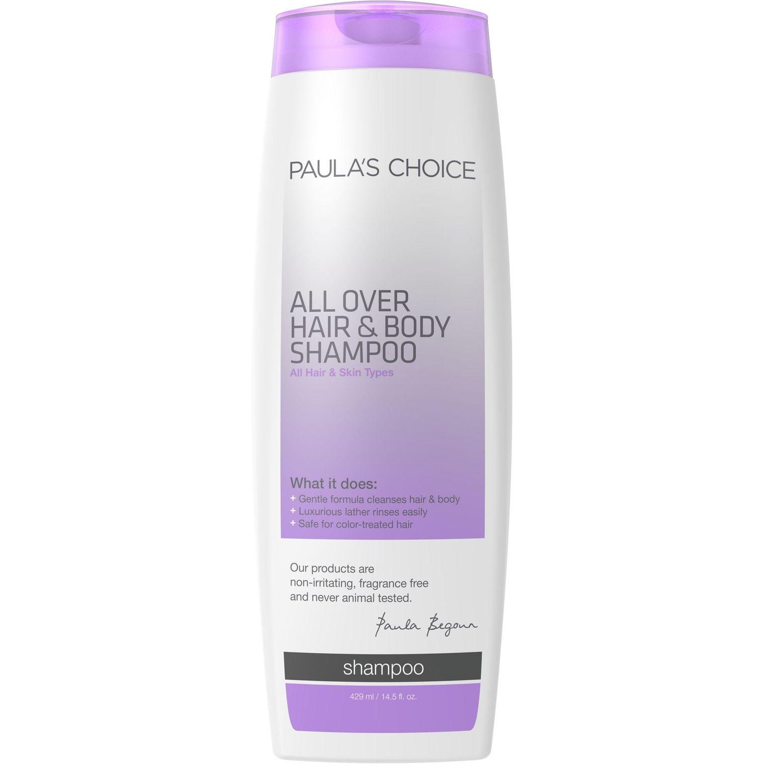 Paula's Choice All Over Hair & Body Shampoo