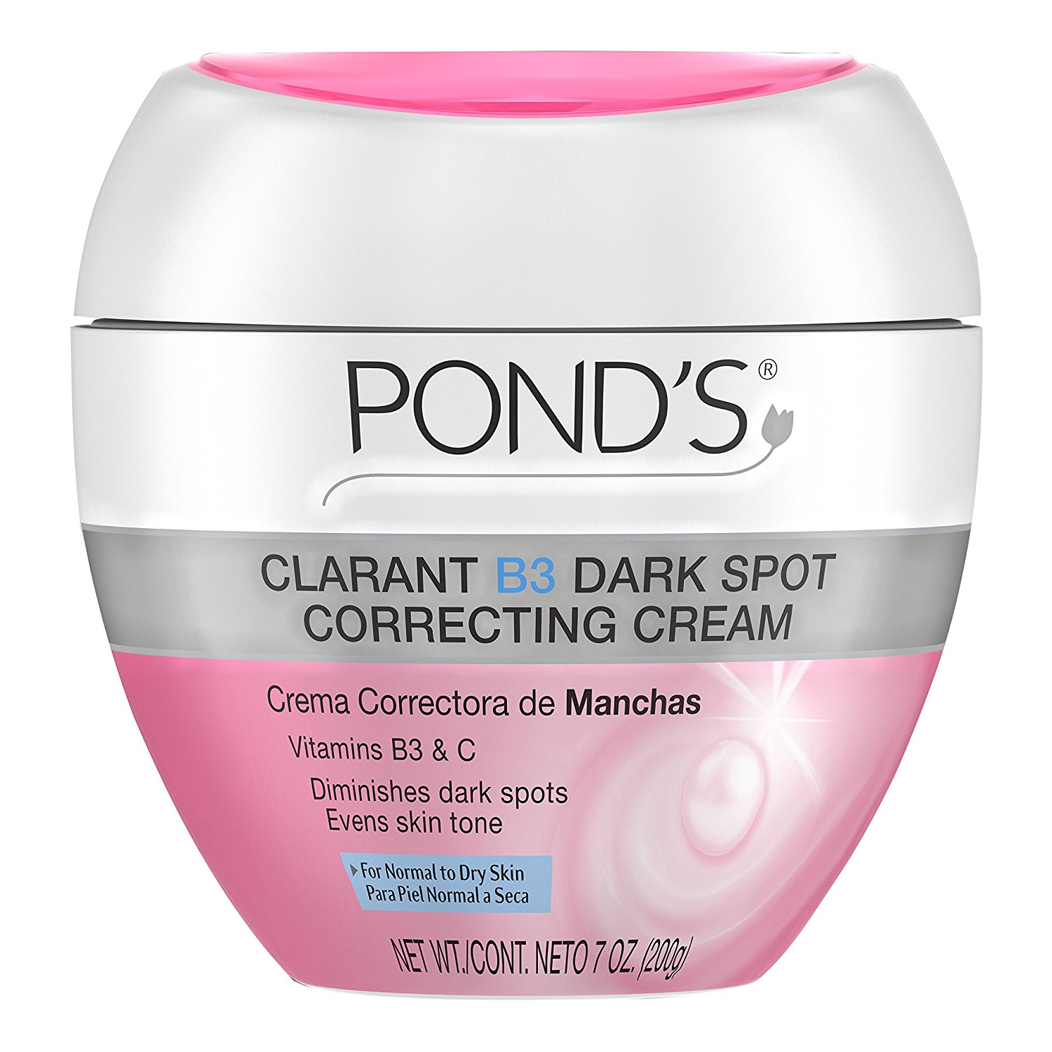 Pond's Clarant B3 Normal To Dry Skin Correcting Cream