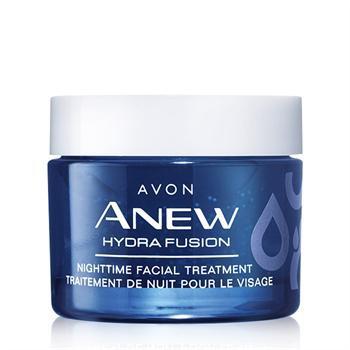 Avon Anew Hydra Fusion Nighttime Facial Treatment