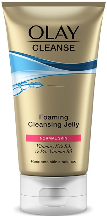 Olay Foaming Cleansing Jelly