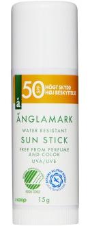 Änglamark Water Resistant Sun Stick SPF50